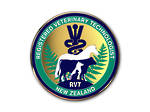 Registered Veterinary Technologist qualification badge